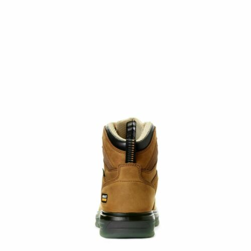 Details about  /Ariat® Turbo 6 inch H2O Waterproof Composite Toe Work Boots 10027335