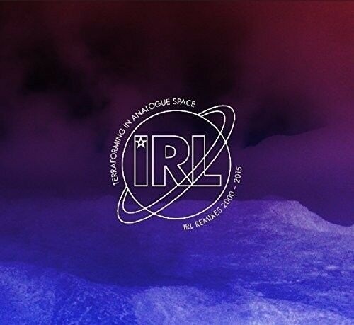 IRL 100 REMIXES TERRAFORMING IN ANALOGUE SPACE 2000-2015  VINYL LP NEW!