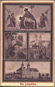 Maria-Schosberg-Eslovaquia-Hungria-Bohemia-Wallfahrt-Recuerdo-Estampa-B-5065