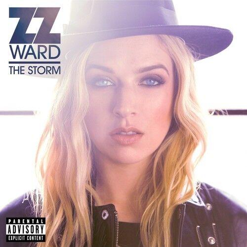 ZZ Ward - The Storm [New CD] Explicit