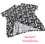 Superposé Tunique-Long-Pull raffzüge Oversize Zèbre-TRICOT 48 50 52 54 56 58