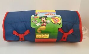 Disney Junior Mickey Mouse Nursery Nap Mat Blue 47 Quot X 46