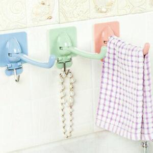 Kitchen-Multifunction-Wall-Holder-Hanger-Bathroom-Towel-Cooking-Rack-Tool-Jian