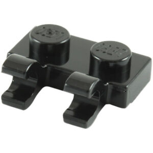 Details about LEGO 60470b 1x2 THICK OPEN O CLIP - SELECT QTY & COL -  BESTPRICE GUARANTEE - NEW