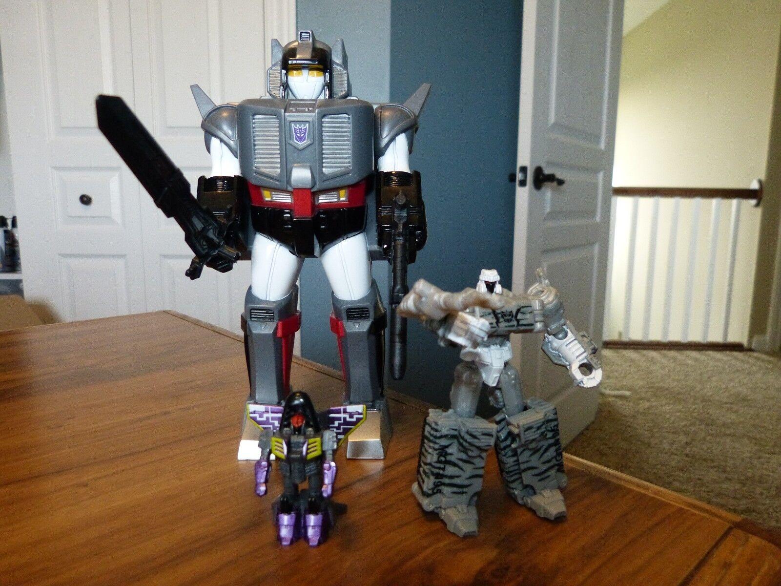 Transformers-TFCC-Service d'abonnement 5.0 - Megatron avec a