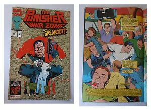 The-Punisher-War-Zone-16-Marvel-Comics-Giugno-1993-Breakout