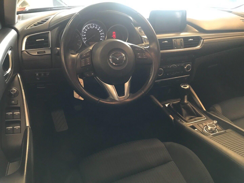Mazda 6 2,0 SkyActiv-G 165 Vision stc. - billede 6