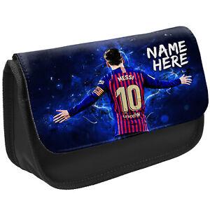MESSI Backpack Barca School Bag Sport Football Bag Personalised NL07