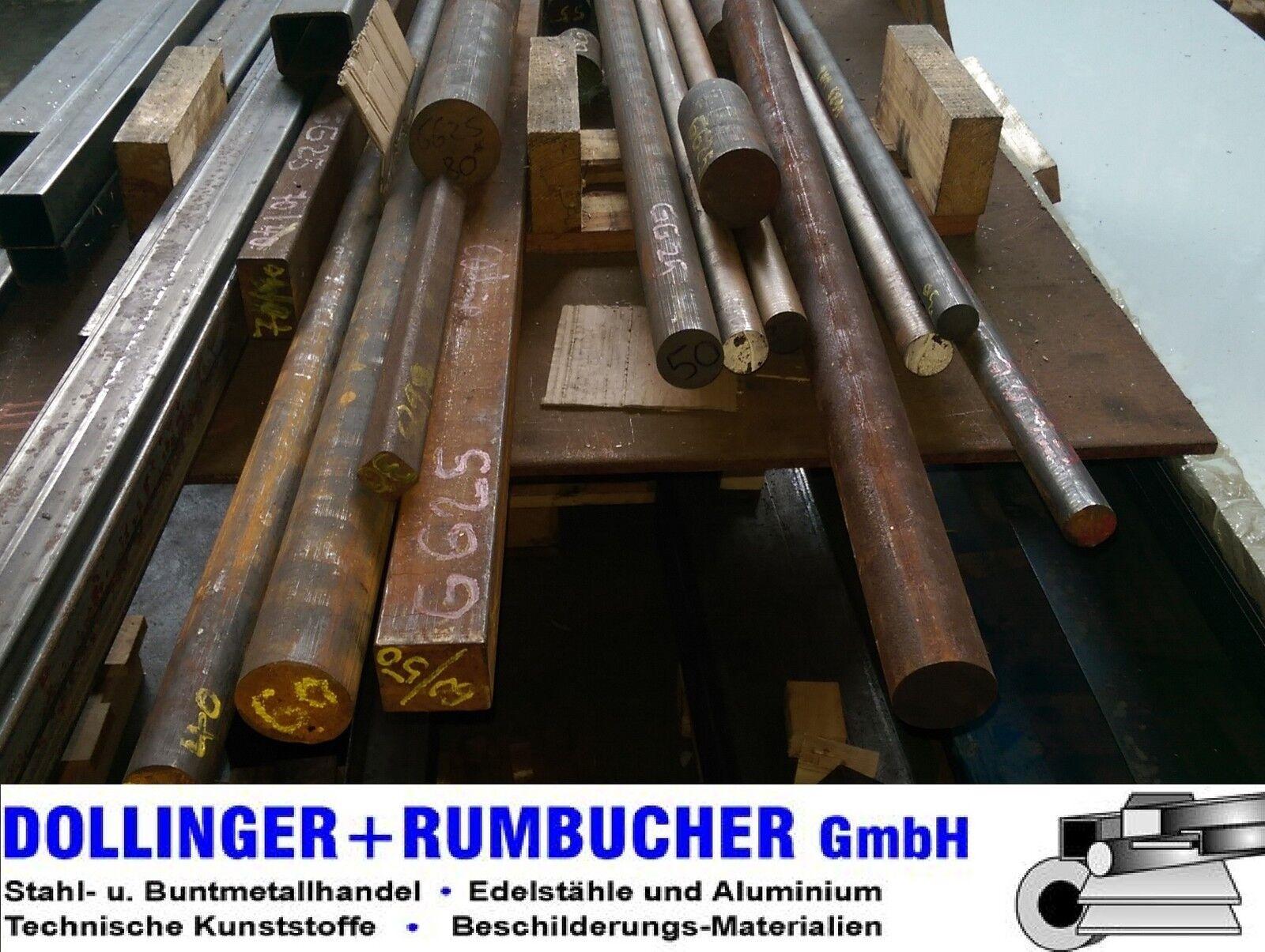 Bronze Rotguss RG7 D.10-46mm Rundmaterial Rundstange Länge frei wählbar 05