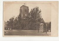 Chelsea Old Church London Vintage Postcard 322a
