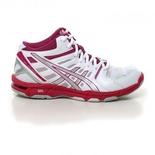 Chaussure volleyball Asics Gel B403N-3993 Beyond 4 Mid Woman B403N-3993 Gel end of series 42289e