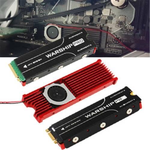 Silicon Cooler Fan NVME NGFF M.2 Heatsink 2280 SSD Sheet Thermal Conductivity