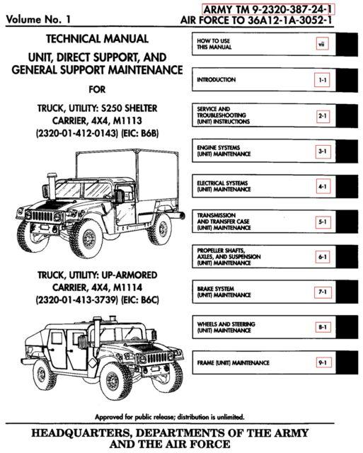 m1114 technical manual