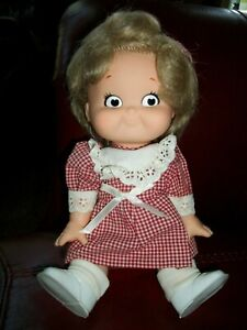 """Campbell's Soup Vintage 1988 Campbell Girl 10"""" Vinyl Doll ..."""