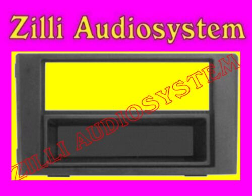 Phonocar 3//397 Mascherina radio Fiat Iveco Daily dal 2007 ISO doppio ISO O 2 din