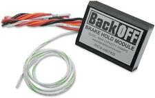 Back Off Brake Hold Module for Motorcycles with Electronic Pick-Up Sensor