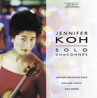 Solo Chaconnes (CD, May-2011, Cedille Records)