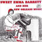 Sweet Emma Barrett and Her New Orleans Music by Sweet Emma Barrett (CD, Dec-1995, GHB Records)