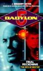 Babylon 5 : Final Reckoning - The Fate of Bester by J.Gregory Keyes (Paperback, 1999)