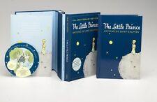 The Little Prince 70th Anniversary Gift Set Book & CD Antoine de Saint-Exupéry