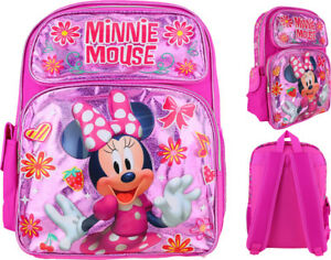 3a09c1f7039 Disney Minnie Mouse Large School Backpack 16