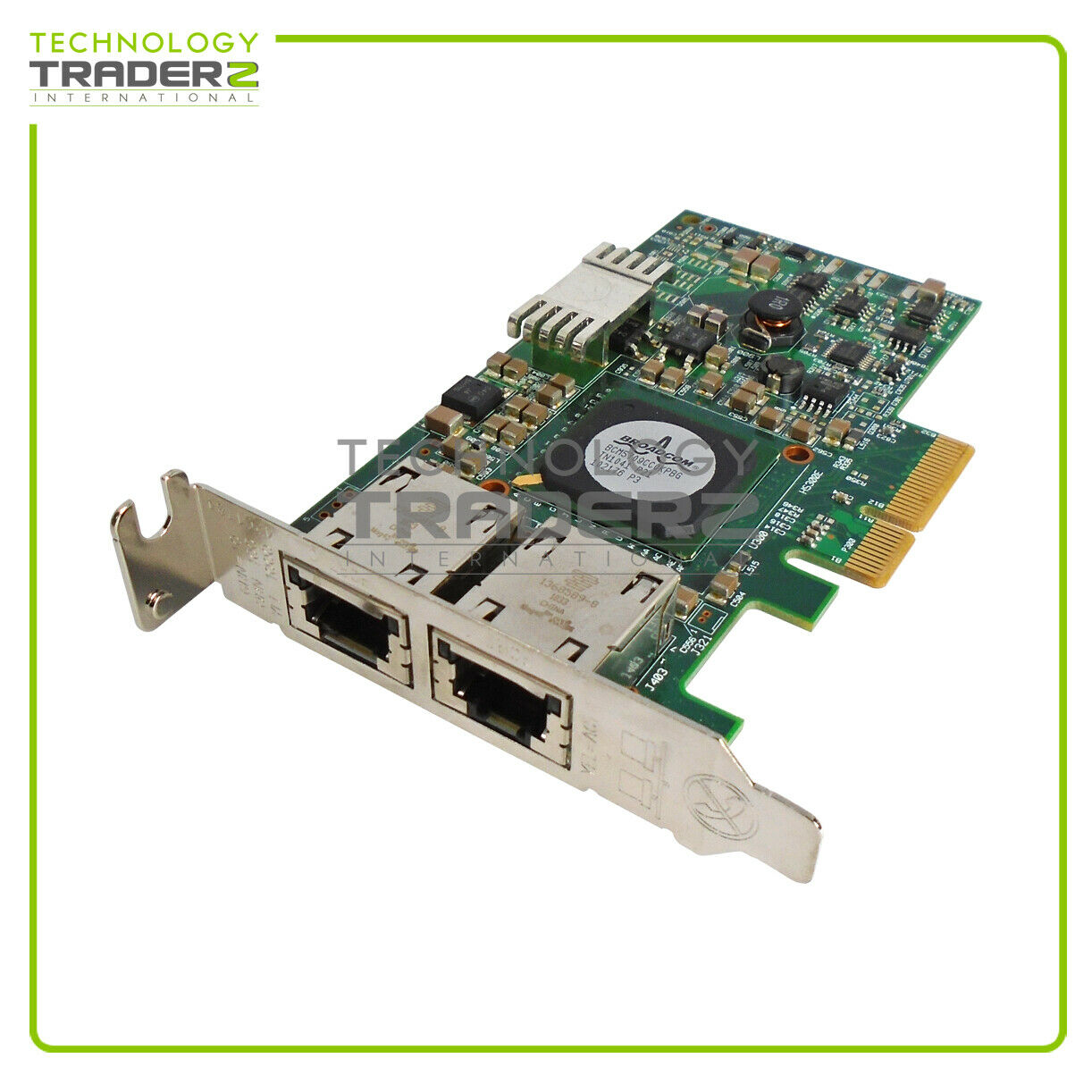 49Y7947 IBM NetXtreme II 2-Port 1Gbps PCI-e x4 Network Adapter 49Y7946 N24500D