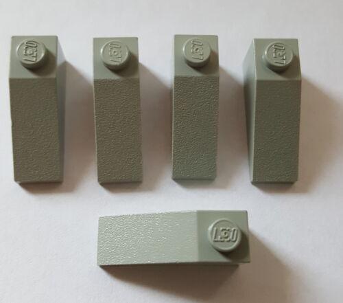 Lego Schrägsteine 4286 Dachsteine 33° 5 Stück 1x3x1 Alt Hellgrau 28