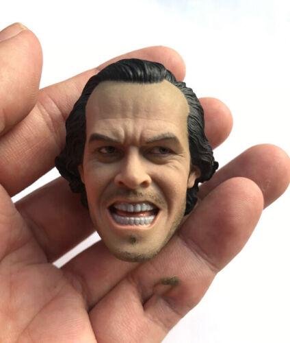 """Custom 1//6 The Shining Jack Torrance HeadSculpt fit 12/"""" Male figure body Type B"""