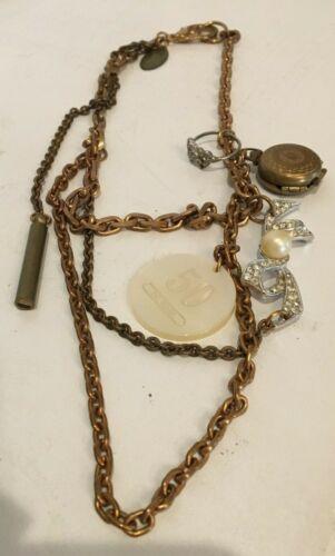 "Thea Grant Necklace - 24"""