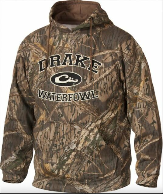6f0a500087e56 Drake Waterfowl Embroidered Hoodie Color Shadow Branch Dw2240 Mens ...