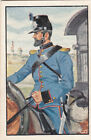Saxony Artillery Pioneers Train Deutsches Heer Germany Uniform IMAGE CARD 30s