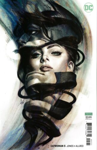 NM CATWOMAN 2018 Artgerm variant covers DC - Issues #1 and up Standard