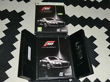 FORZA MOTORSPORT 3 LIMITED COLLECTORS EDITION  XBOX 360  NEW   PAL