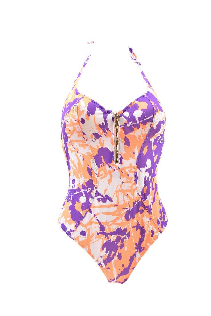 L'Agent by Agent Provocateur Women's One Piece Swimsuit Multi  RRP  BCF86