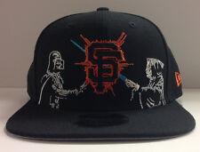 San Francisco Giants New Era MLB 9FIFTY Star Wars Dual Snapback Hat Cap