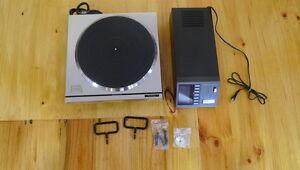 Technics-SP-10-Mk3-Turntable-Complete-Power-Supply-Original-NICE-Condition-Rare