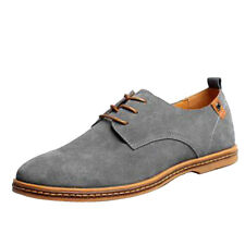 113e57cd2ea7 item 1 Mens Suede Derby Shoes Casual Pointed Toe Lace-up Flats Formal  Business Dress -Mens Suede Derby Shoes Casual Pointed Toe Lace-up Flats  Formal ...