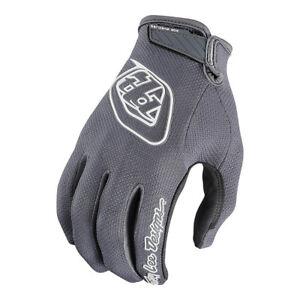 Troy Lee Designs Mountain Bike Full Finger Gloves AIR GLOVE; GRAY MD