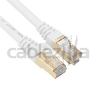 1//3//5//10//20//25//30FT CAT6A Ethernet Cable LAN Network Internet Patch Cord RJ45