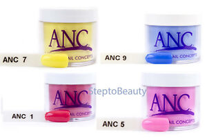 ANC-Dipping-Powder-1oz-dip-powder-nail-ALL-COLORS-for-Manicure-Pedicure