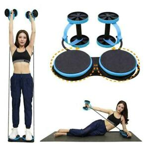 Abdominal-Training-Workout-Roller-Wheel-Waist-Slimming-Exerciser-Muscle-Arm
