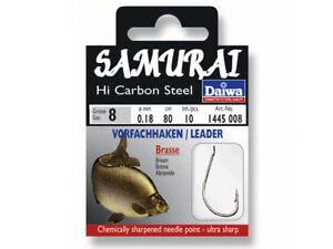 DAIWA-SAMURAI-Brassenhaken-Haken-Gr-16-0-12-mm-silber