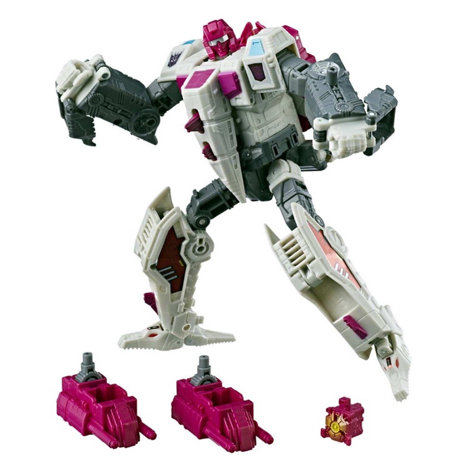 Power of the primes VOYAGER Klass Terrorcon Hun-gurrr Action Figure TRANSFORMERS