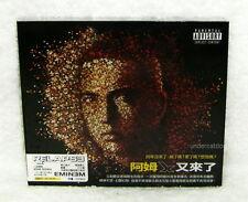 Eminem Relapse 2009 Taiwan CD w/BOX (Dr.Dre & 50 Cent)