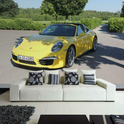 Poster Wanddekoration Plakat Grafik Porsche 911 Targa Nr HC3174