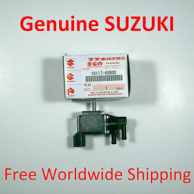 Suzuki Grand Vitara 99-05Aerio 02-07XL-7 01-06 Vapor Canister Purge Valve