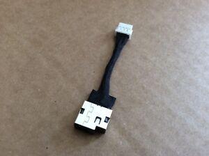 DC POWER JACK PLUG INPUT PORT SOCKET CABLE FOR HP Pavilion 15-p066us 15-p151nr