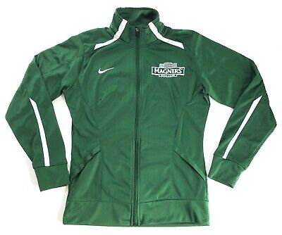 Clothing, Shoes & Accessories Nike Track Jacket Magners Women's Size M Irish Cider Brewery Exclusive Full Zip