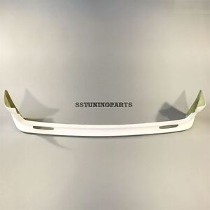 Front-Bumper-Spoiler-Addon-Lip-Valance-Splitter-Fits-BMW-E34-Zender