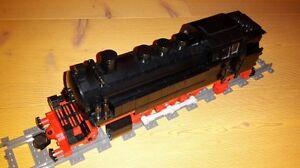 Eisenbahn Dampflok 60197 Bauanleitung BR 64 aus Lego® Steinen Eigenbau PDF